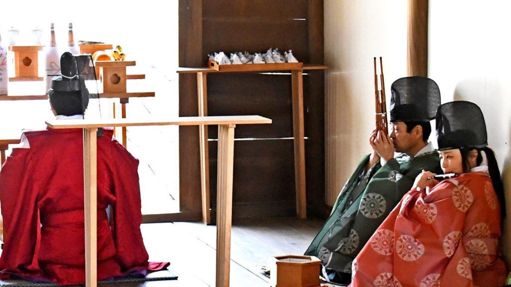 寺社祭礼・祭典演奏